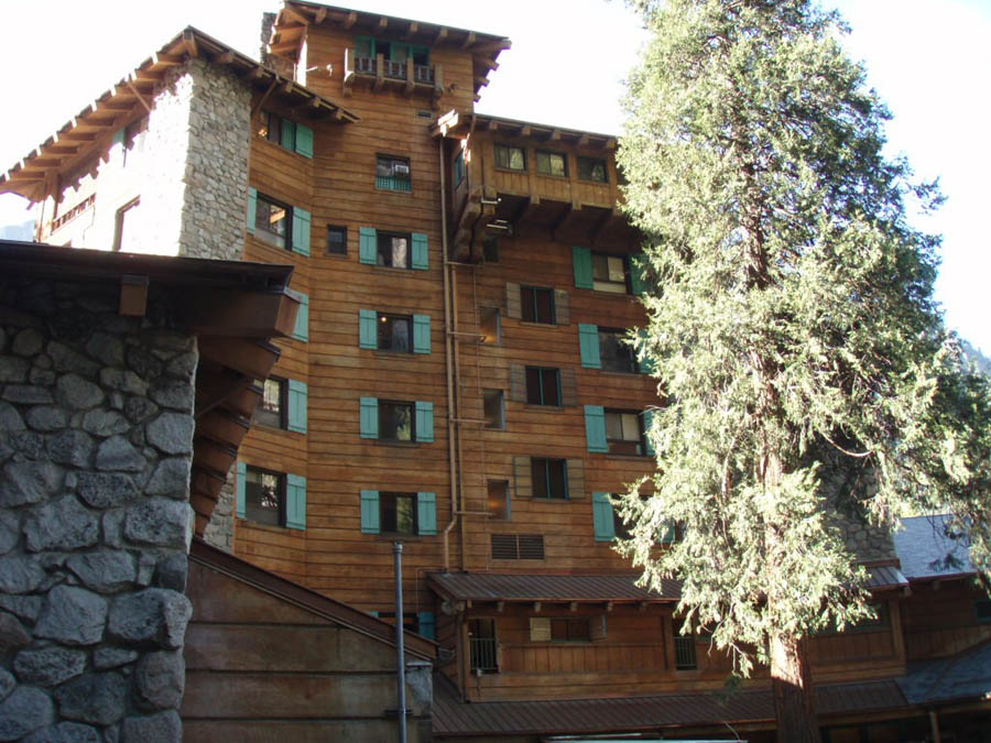 NPS Assessment: Yosemite National Park, Ahwahnee Hotel